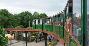 Slagharen – der Freizeitpark in den Niederlanden