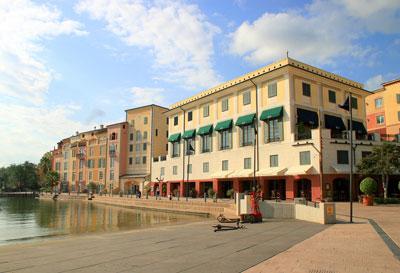 hotel stil italien
