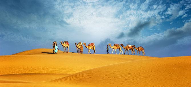 marokko wüste