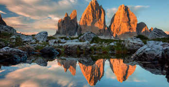Die Sextner Dolomiten – eine Perle in Südtirol